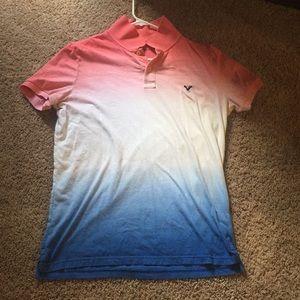 AE ombré shirt